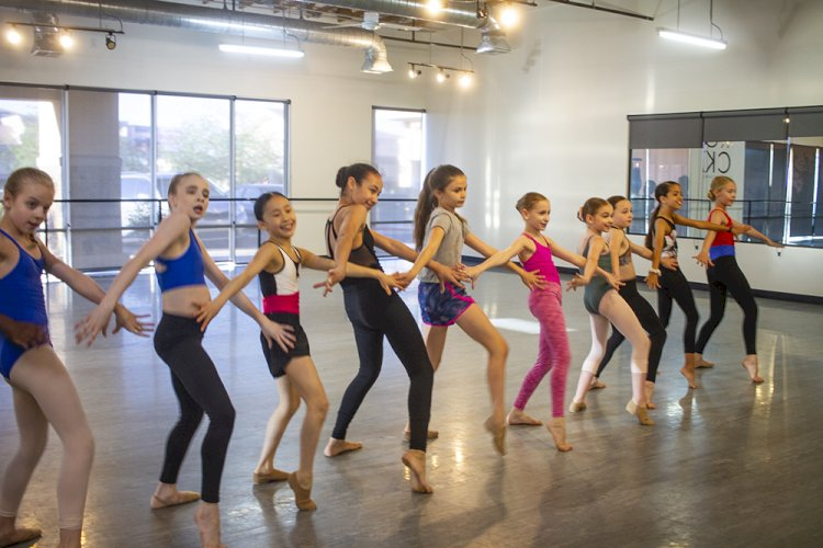 Solid As A Rock: The Rock Center for Dance